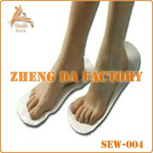 disposable sticky feet for beauty salon, spa