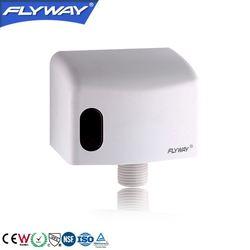 Hygienic & economical bathroom motion sensor toilet flush