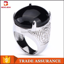 new product lucky star silver man ring fashion sterling silver jewelry