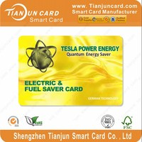 Hot Sale 8000 ion Energy Saver Card with Promotional Price