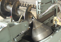 packing auger blade for milling machine