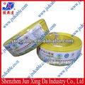 4mm solo- núcleo de cobre del conductor aislado pvc electrica de cable de alambre