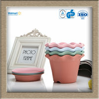 Garden Resin Plastic large plant containers