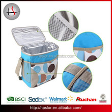 Fashionable portable personalized gym cooler bag for lunch