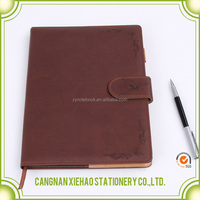 Export notebook, glass writing pads High Quality notebook leather notepad
