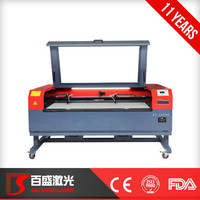 two heads cnc laser machine co2 laser cutting machine double head engraving machines