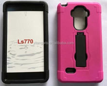 Hybrid robot case for LG G Stylo LS770 , cover for G4 NOTE