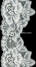 beautiful jacquard elastic lace