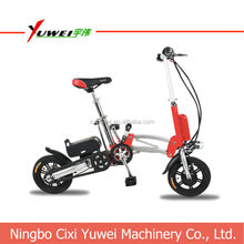 12 inch new model mini folding electric bike made in china