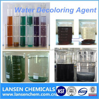 treatment chemicals for dipdye waste water