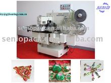 New SM800D Full Automatic Double Twist Fruit Flavor Candy Packing Machine
