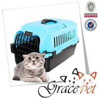 [Grace Pet] High Quality Plastic Dog Travel Box Wholesale