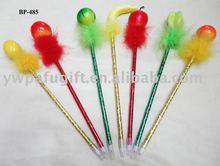 promotional plastic fruit gift ball pen