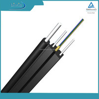 Self-supporting Butterfly Ftth Drop Fiber Optic Cable