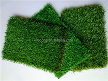 High density soft natural looking synthetic turf grass