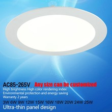 LED lamp light Ceiling Trade Assurance LED lamp 24W led panel light price