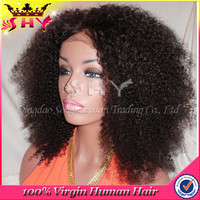 Wholesale factory price high quality horse hair used lace wigs for sale