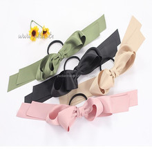 beautiful butterfly bow fashion design hair band,hair band 2015 for girl