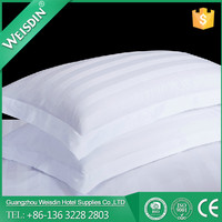 WEISDIN China hot selling hotel bedroom good quality cotton bedding pillow case