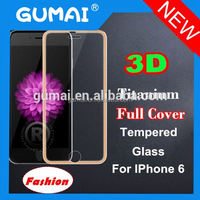 Japan asahi glass high quality factory price mobile glass screen guard for iphone 6