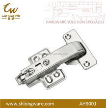 90 Degree soft close clip on concealed Hinge