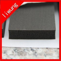Wetproof CR Foam for 3C Products /Die Cut CR Foam for Coolers/Adhesive CR Foam Pad