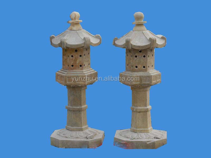 Oriental Lantern Oriental Stone Lanterns in
