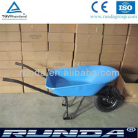 South America market tractor wheel heavy load wheelbarrow for sale