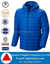 Designer Simple Style Wool Down Jacket Fashion Jacket Rich Men
