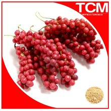 100% Natural schisandra chinensis powder/4% Schisandra berry extract for health care/supply Fructus Schisandra P.E.