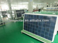 140w 18v Grade A factory direct price photovoltaic solar panel for sale with TUV certificate