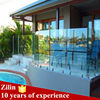 With Trade Assurance Tempered Glass Fence Panels For Swimming Pools Fence