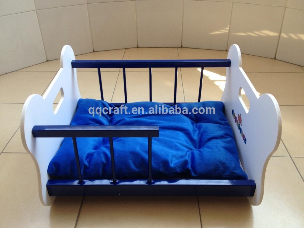chien elegentpet application hamburger chien lit en bois lit pour chien lits accessoires pour. Black Bedroom Furniture Sets. Home Design Ideas