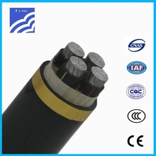4core XLPE insulated and PVC/PE sheathed power cable