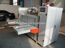Máquina de perforado manual Jialong /máquina para hacer cajas de cartón al mejor precio