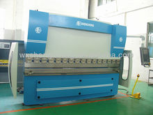 WC67K Hydraulic Steel CNC Press Brake for Precision Metal Structures manufacturing