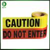 Wholesale PE plastic Barricad Caution Tape