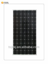 price per watt solar panels of 180w solar panel
