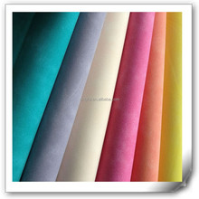 2015 pu synthetic leather fabric for shoes bags and sofa from china manufacturer