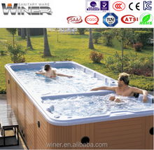 large outdoor swim pool with CE Certificate Outdoor spa