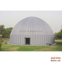 Outdoor camping inflatable bubble tent for sale