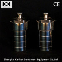Laboratory Stainless Steel Vessel with PTFE Liner
