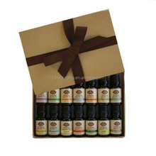 Wholesale Kraft Essential Oil Boxes/ Paper Essential Oil Gift Boxes With Lid