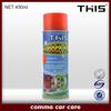hot car paint liquid spray plastic dip coating