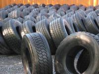 Used Scrap Tires