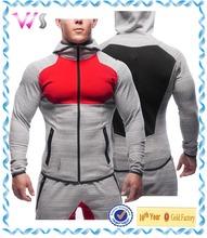 OEM long sleeve sportswear hoodies muscle man gym wear hoodie design