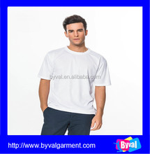 OEM men cotton plain t shirt wholesale short sleeve t shirt for men