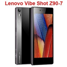 Original Lenovo Vibe Shot Z90-7 Snapdragon 615 64Bit Octa Core 5.0'' 1080P FDD LTE 4G Android 5.0 3GB RAM 32GB ROM 16MP Phone
