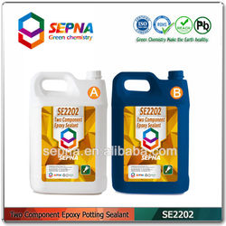 Two component PCB potting epoxy resin and hardener SE2202