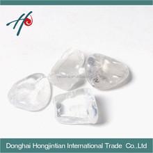 Small Natural Clear Quartz Crystal Tumbled Stones